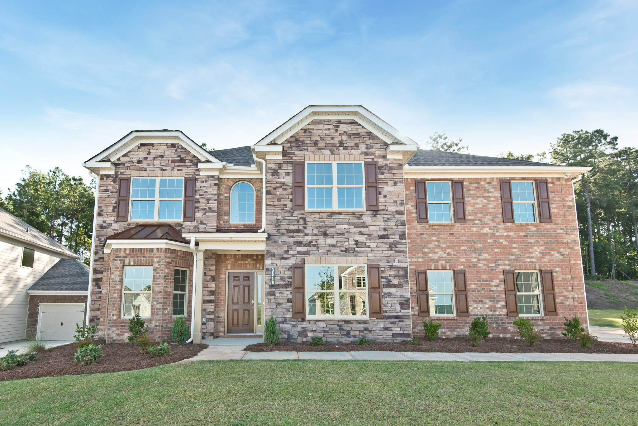 Grand Opening this month at Sandtown Estates - See the executive series of new homes available here.