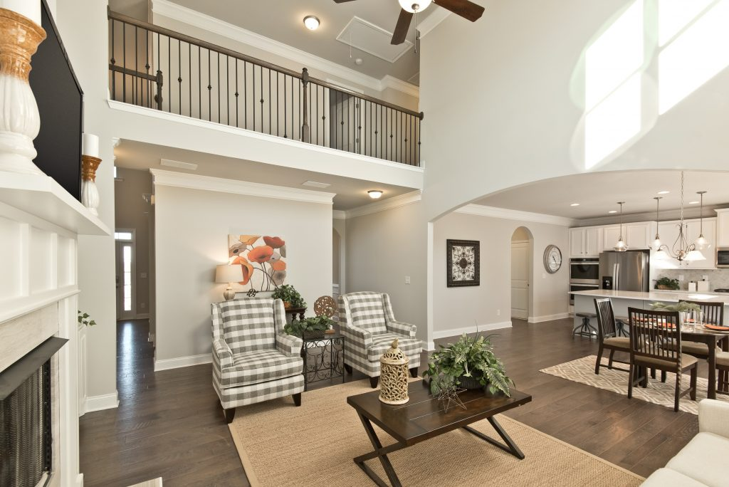 Overlook at Hamilton Mill has new homes in Gwinnett County