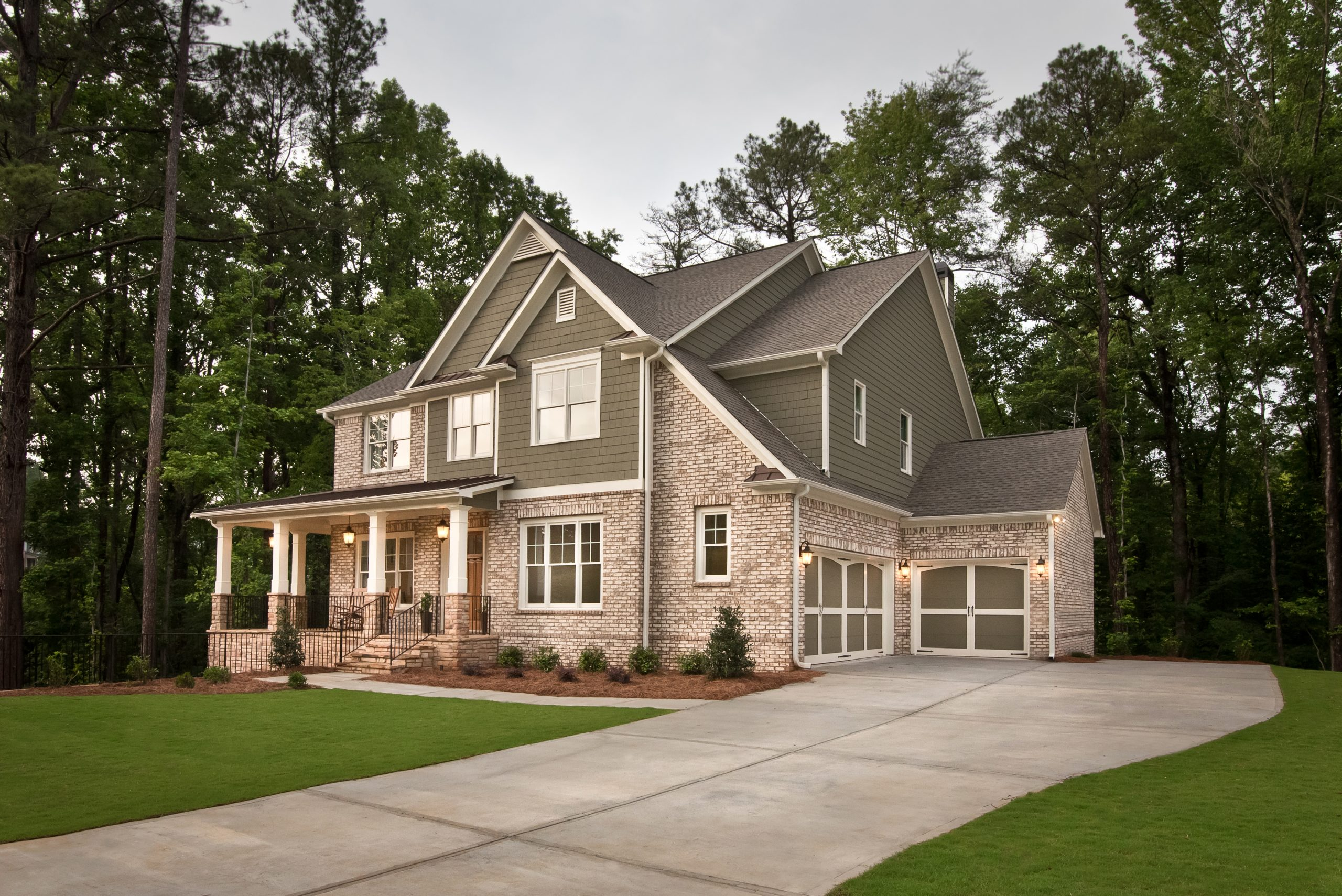 A home in Heritage at Kennesaw Mountain