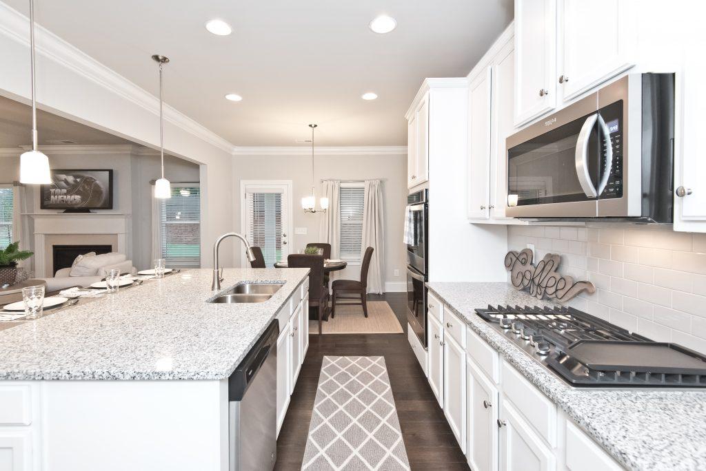 Sandtown Estates Homes - Kitchens