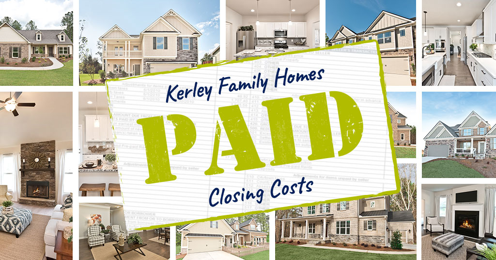 Kerley can help you pay your closing costs