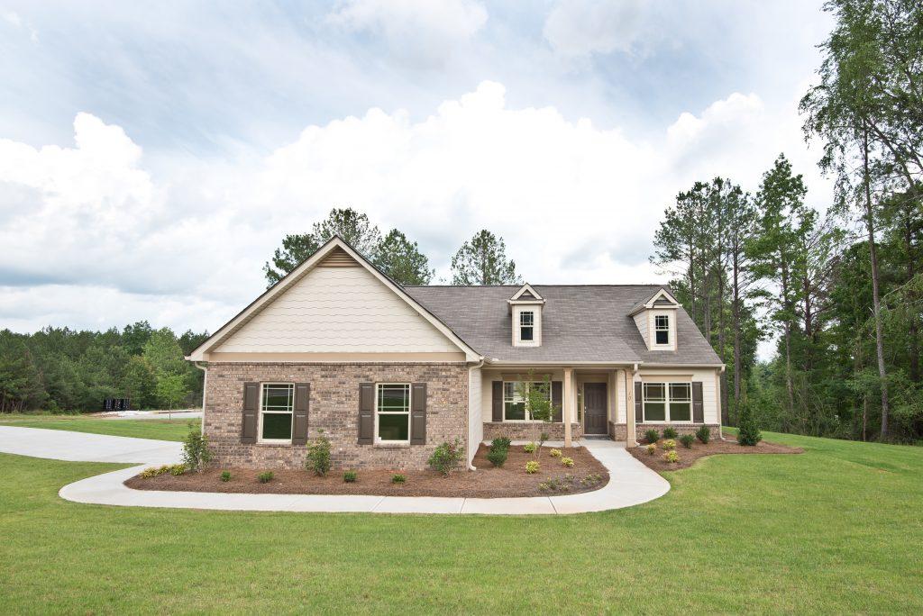 Autumn ridge homes can easily be financed