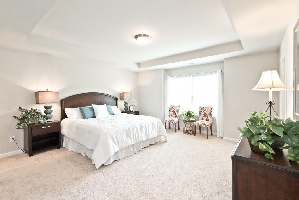 Hawthorne Village Bedroom