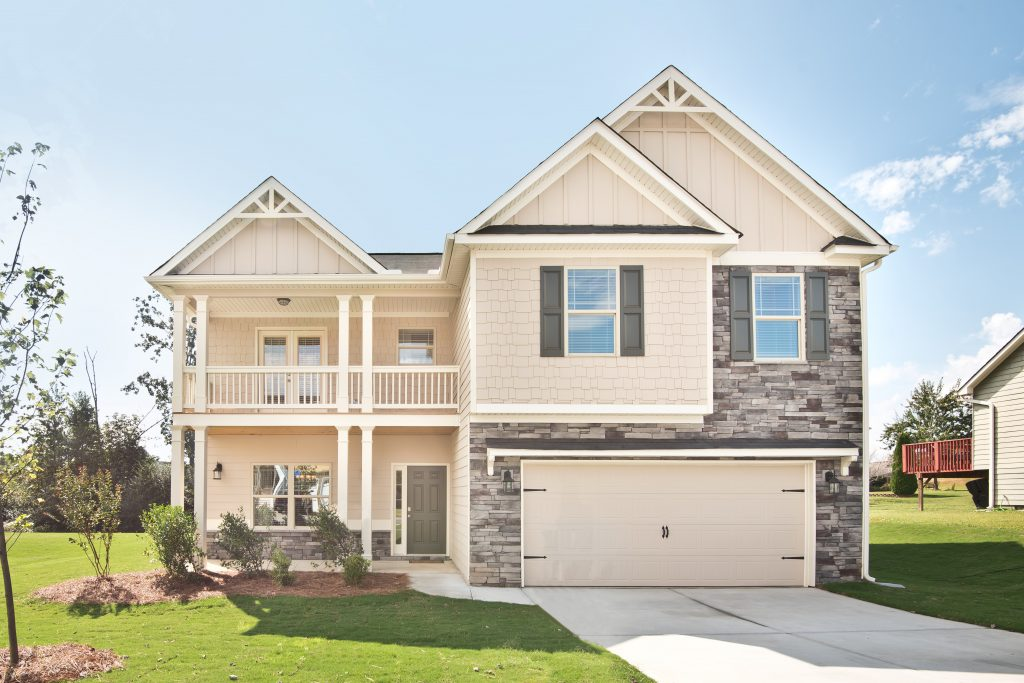 Kerley homes can help you in financing your first home