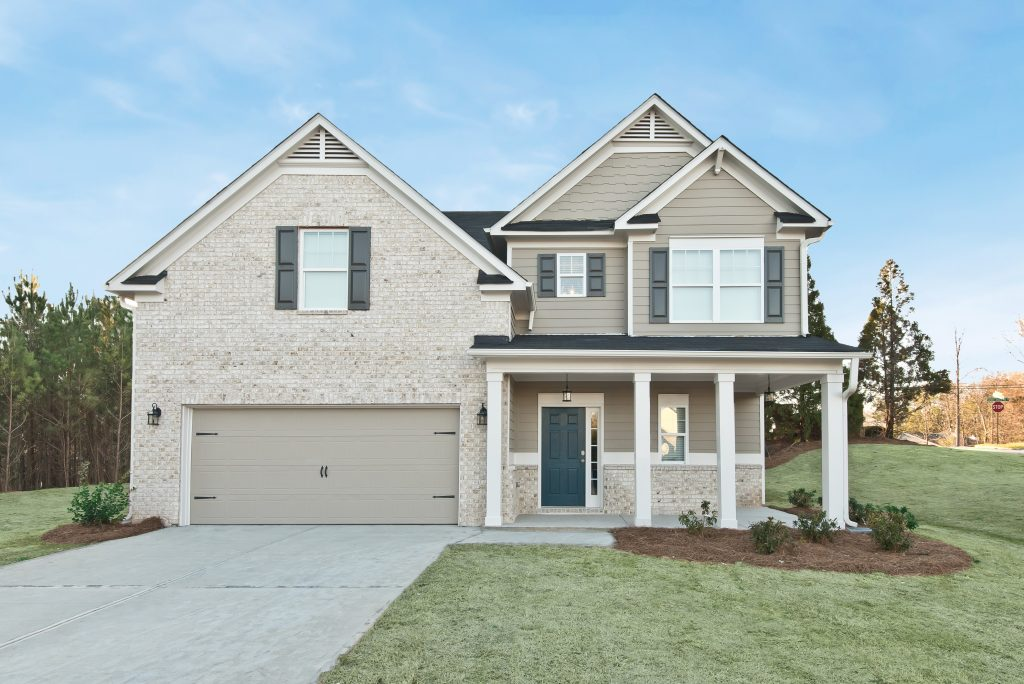 New Homes in Chimney Hill