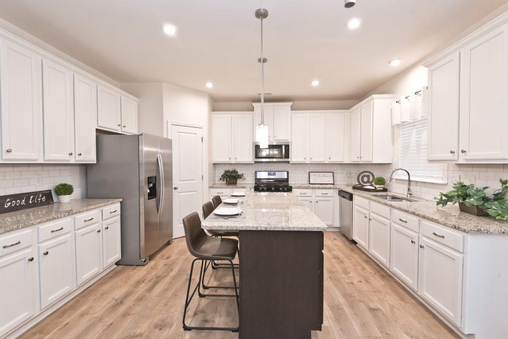 New Chimney Hill Home - Kitchen