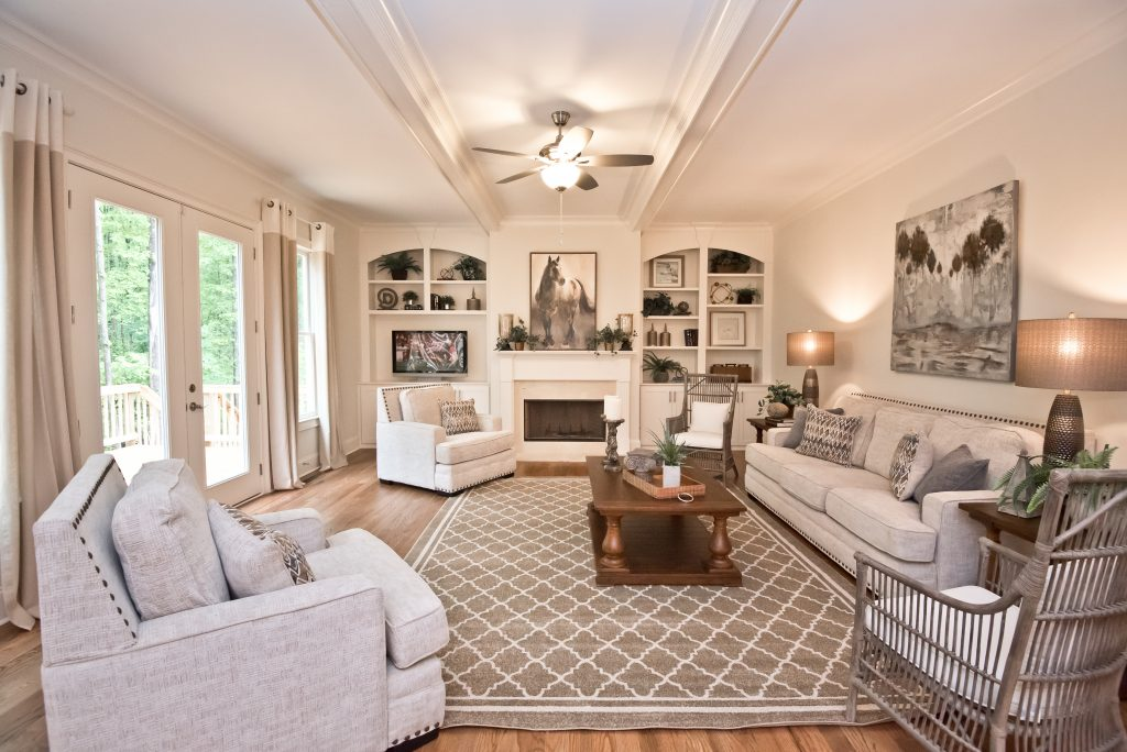 deluxe living room in heritage