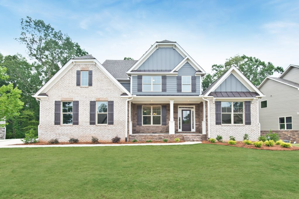 A move-in ready home in River Rock