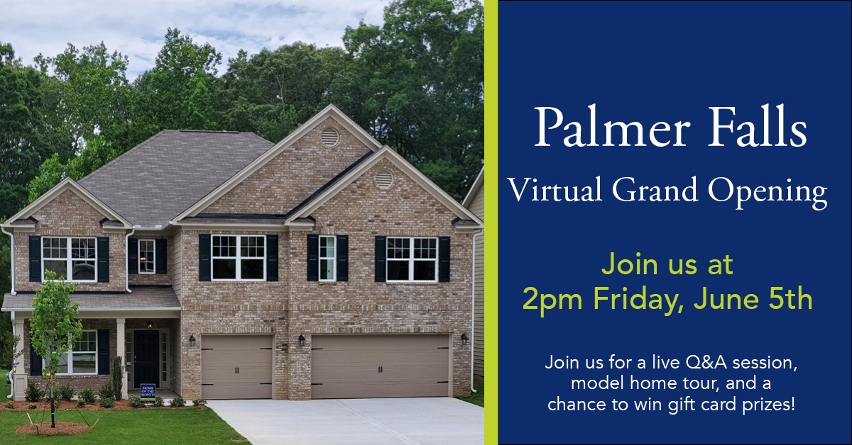 Palmer Falls Virtual Grand Opening Event