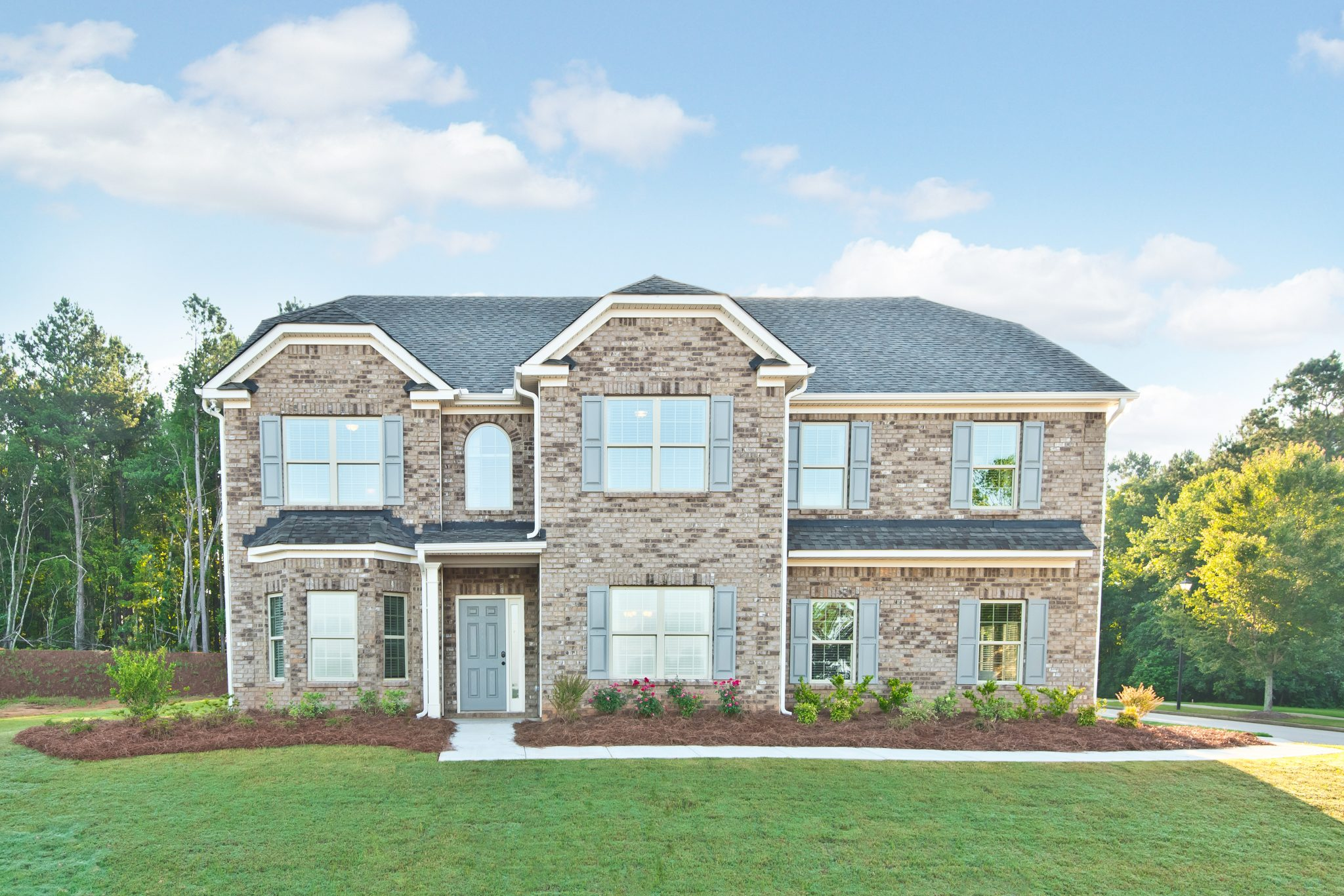New Homes in Ozora Lake in Loganville