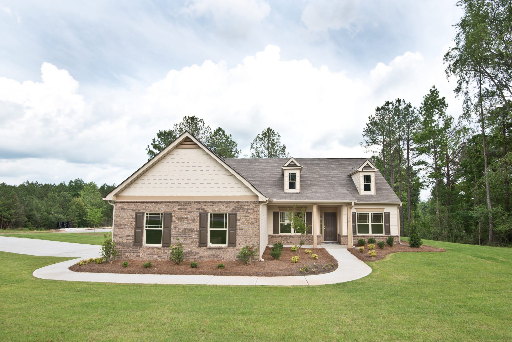 New Homes in Covington in Autumn Ridge