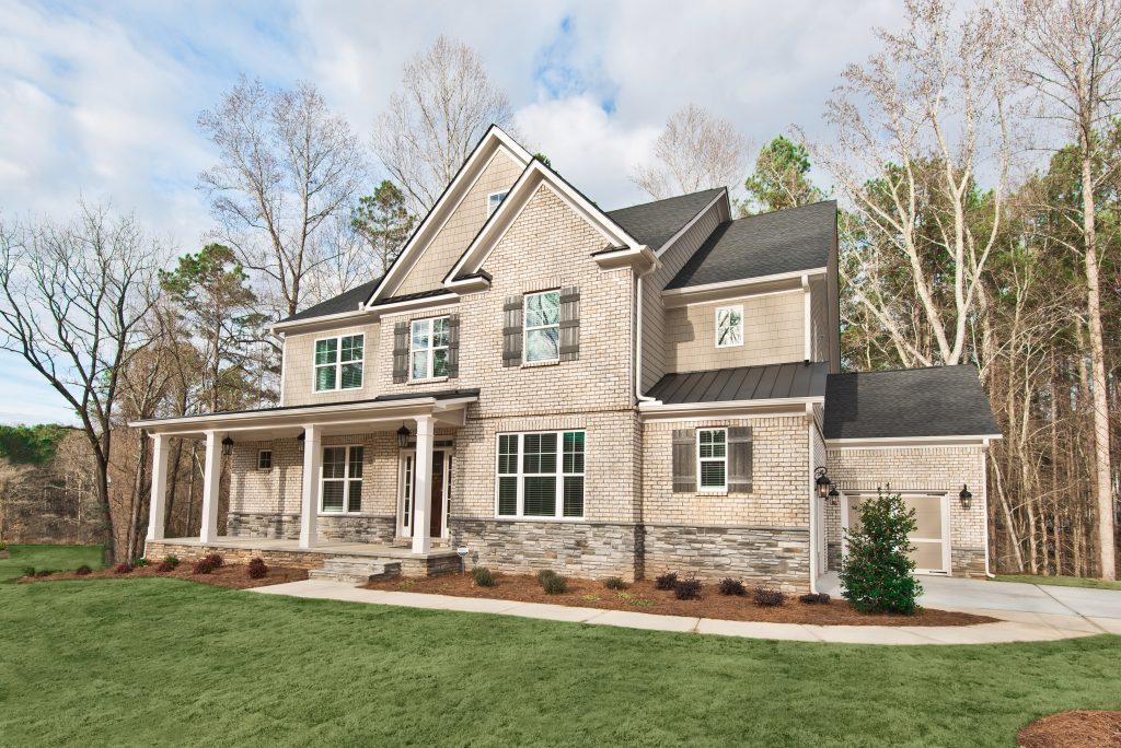 a builder's inventory home in gunnerson pointe