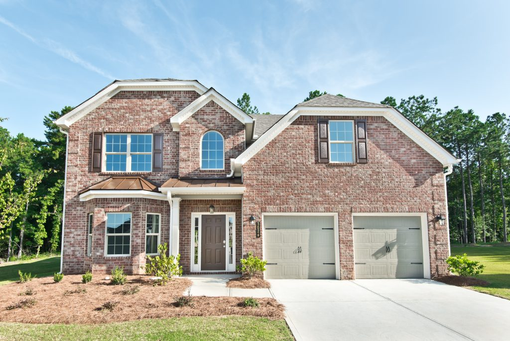 A new home in loganville at ozora lake