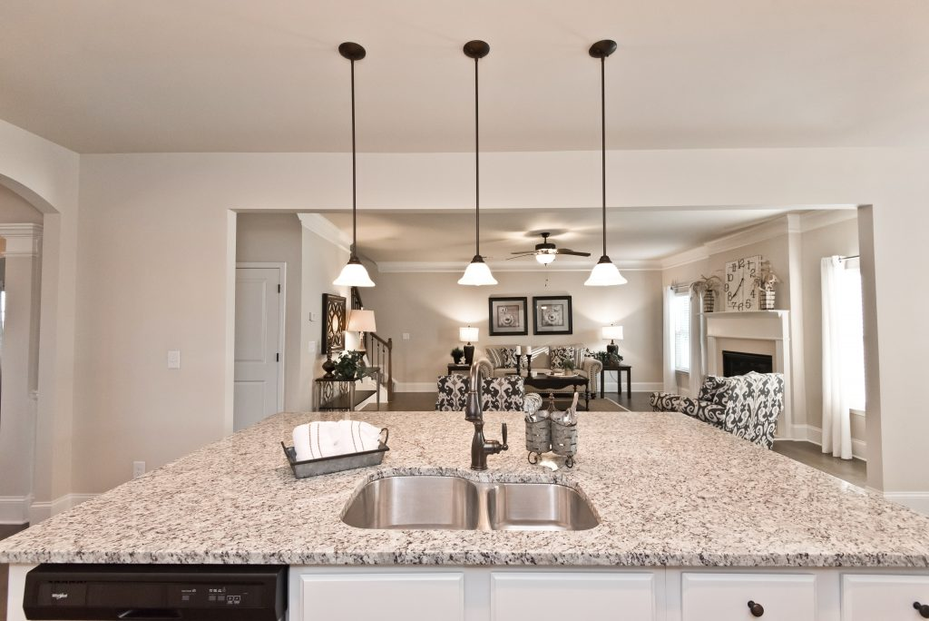 build your new home in loganville with Kerley Family Homes