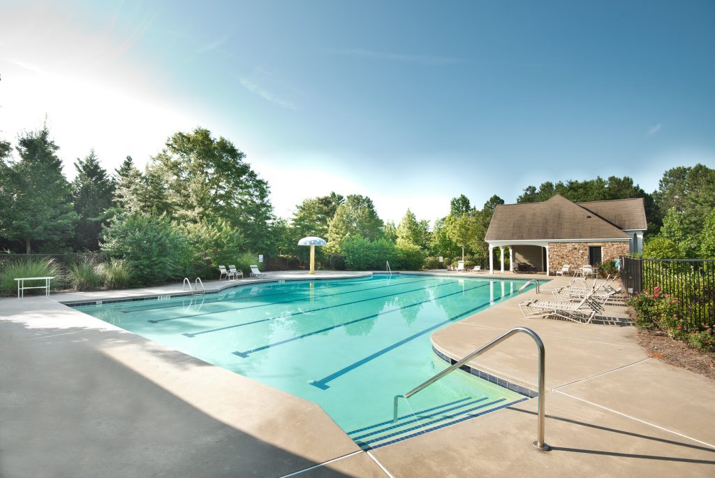 Ozora Lakes is a neighborhood with a pool in loganville