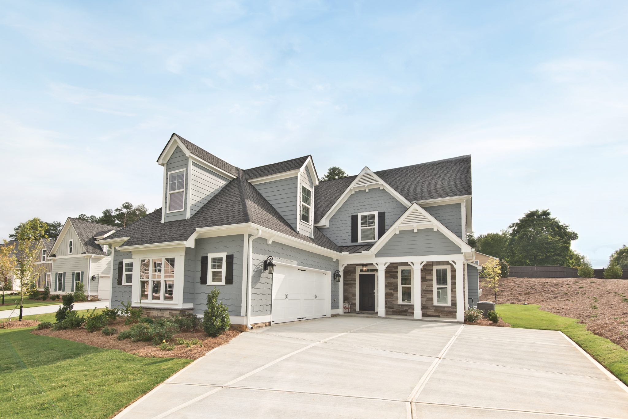 Sandtown Estates Lot 14 by Kerley Family Homes - One of Builder Next 100 2020