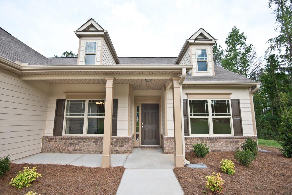 New homes near Atlanta in Covington