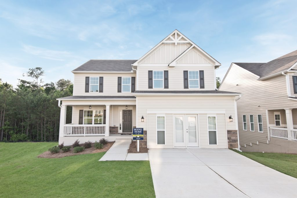 A new home in dallas and paulding at Hickory Creek