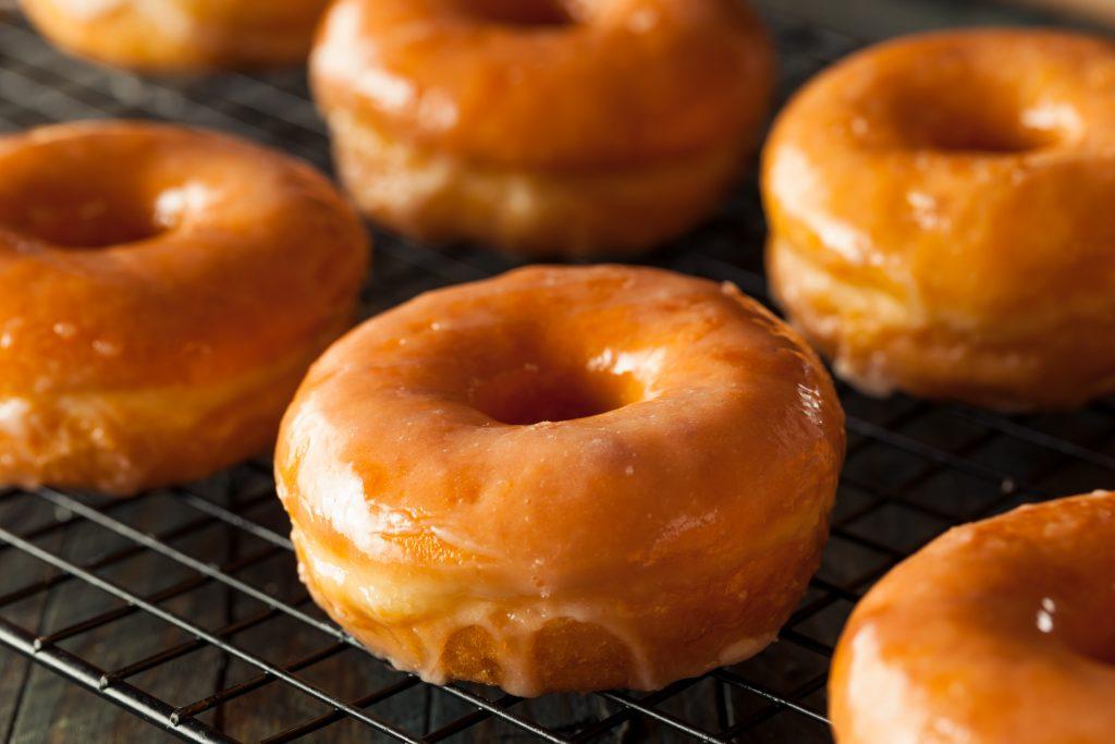 fresh donuts are available near snellville [Brent Hofacker] © 123rf