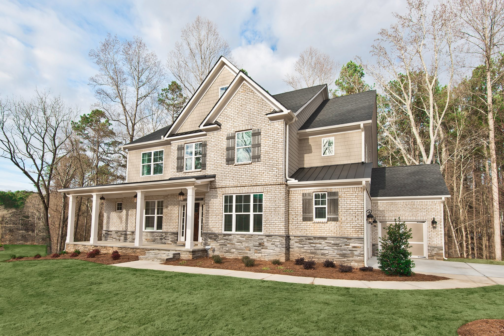 A Gunnerson Pointe Home in Kennesaw
