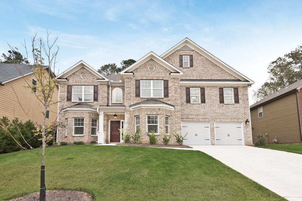 Build a Semi-Custom Home in Douglasville at Palmer Falls