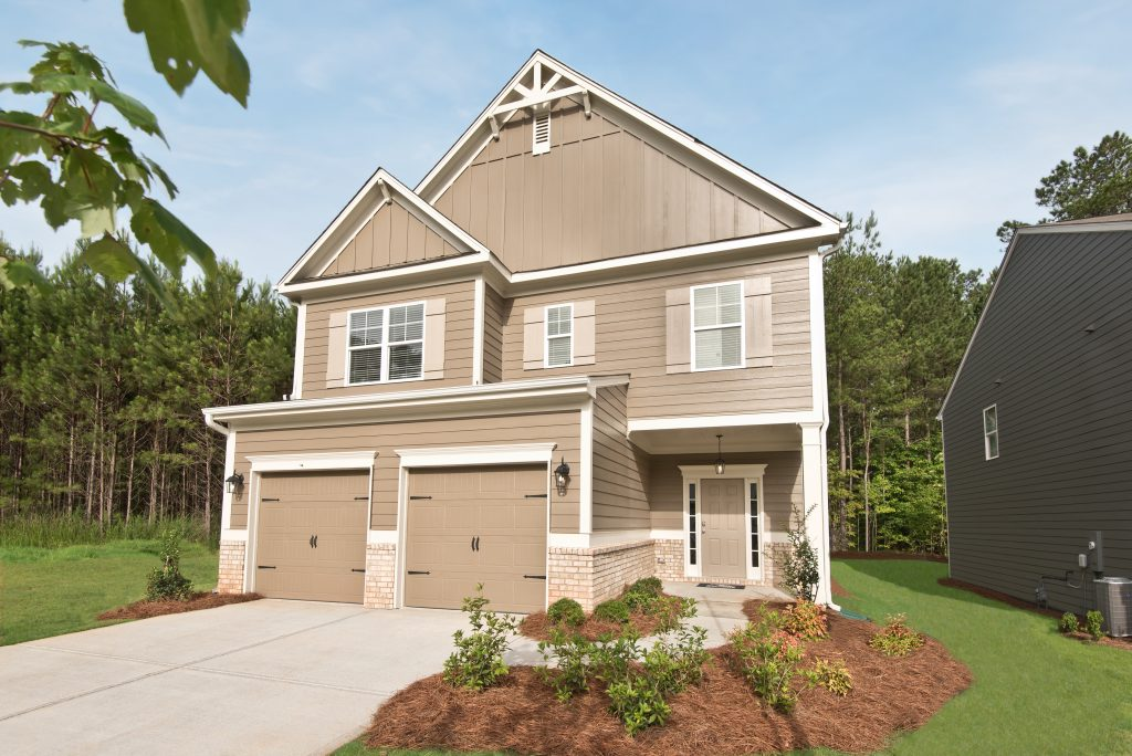 new homes available in fairburn - The Enclave at Durham Lakes
