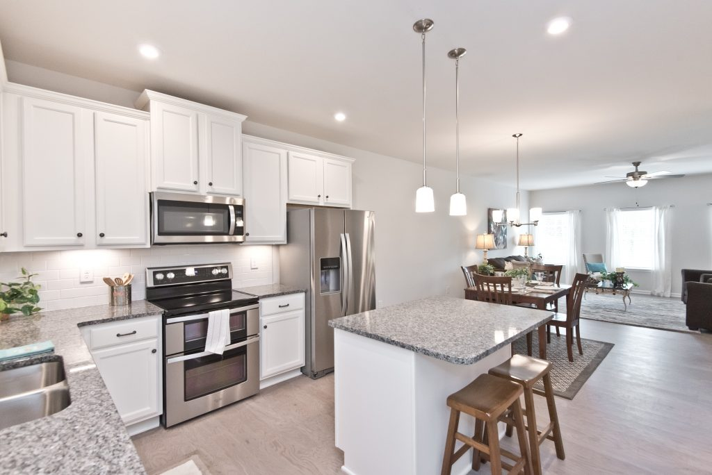 style and value in a kitchen