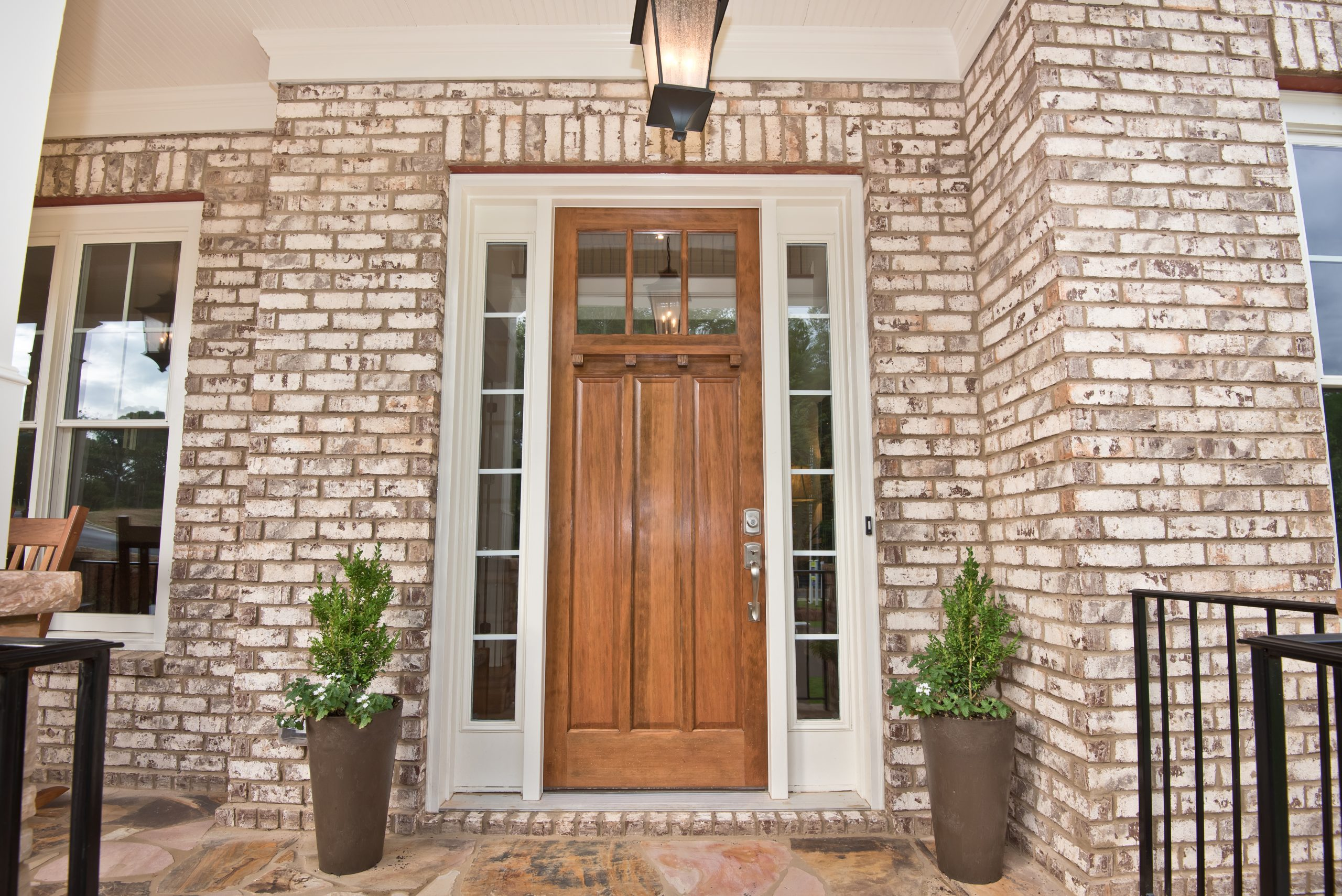 an entryway in a Kerley Family Homes community