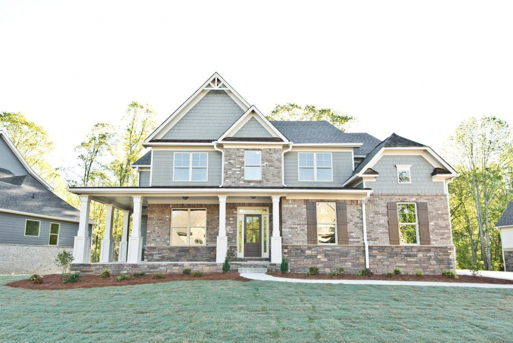 A new home in River Rock in Ball Ground, Ga