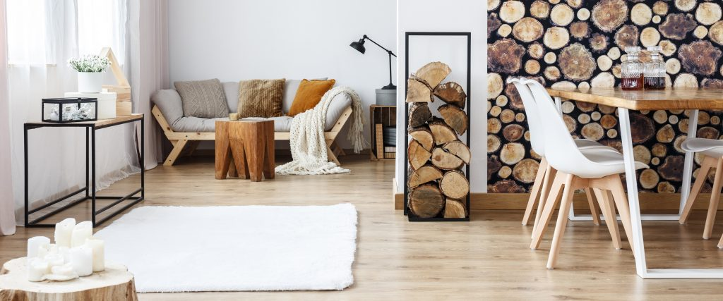 A rustic style home, how to decorate your home in rustic style
