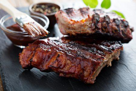 """ribs in a Kennesaw restaurant """" fahrwasser © 123rf"""""""